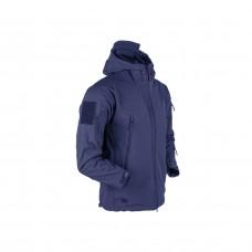 Куртка тактическая SOFTSHELL Navy Blue