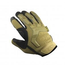 Тактические перчатки MECHANIX койот