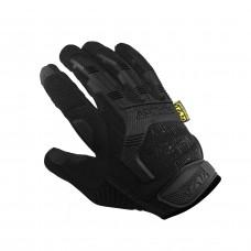 Тактические перчатки MECHANIX черные