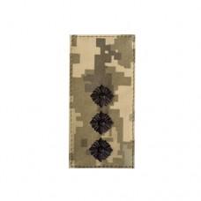 Погон пиксель (ММ14) старший лейтенант