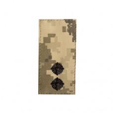 Погон пиксель (ММ14) лейтенант