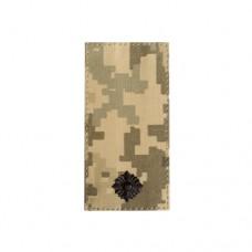 Погон пиксель(ММ14) младший лейтенант