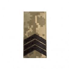 Погон пиксель(ММ14) сержант
