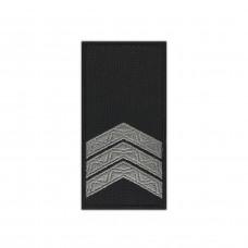 Погон полиция сержант
