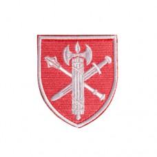 Шеврон Главного управления ВСП ЗСУ