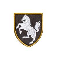 Шеврон 1-я Отдельная танковая Северская бригада цветной