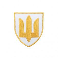 ДМБ шеврон Тризуб