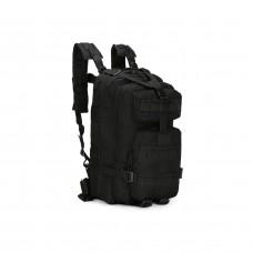 Рюкзак тактический 25л, черный