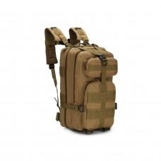 Рюкзак тактический 25 л, Койот