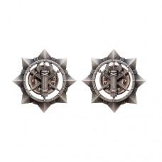 Эмблема на воротник ВСП (пара)