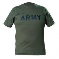 "Футболка Cooperr ""Army""  100% Cotton KHAKI"
