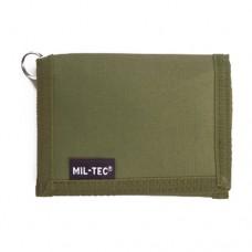 Гаманець військовий c ланцюжком Mil-Tec Olive
