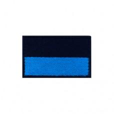 Флаг ДСНС 7х4 синий