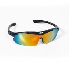 Тактические очки «Oakley Polarized» с 4-мя линзами