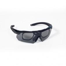 Балістичні окуляри ESS Crossbow 3LS Kit