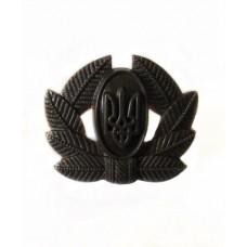 Кокарда общевойсковая рядовых и сержантов (полевая)